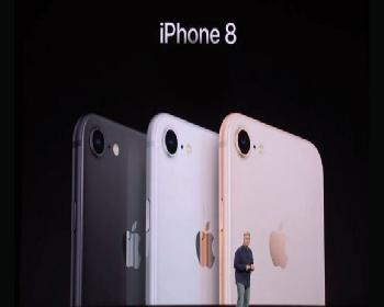 İphone 8 Ve İphone 8Plus Tanıtıldı